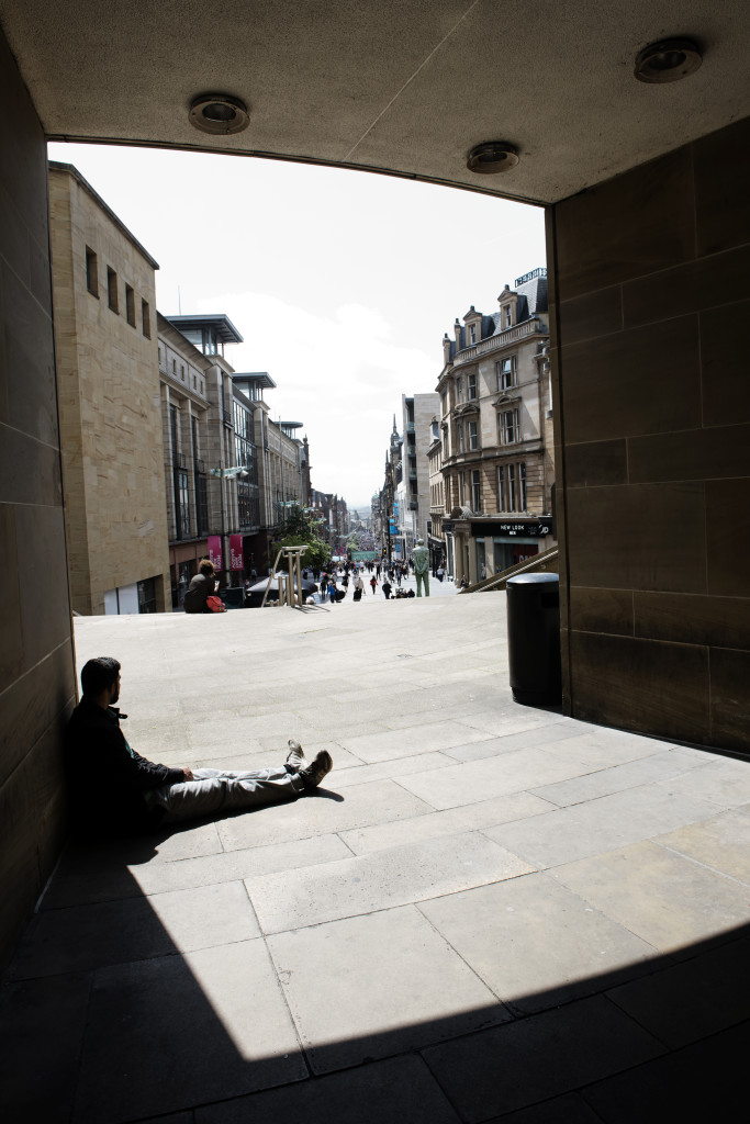 Asylum seekers in Glasgow are at risk of homelessness if their support is cut